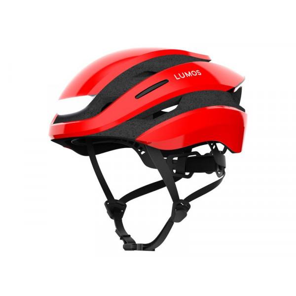 LUMOS Helm Ultra 54-61 cm, Red
