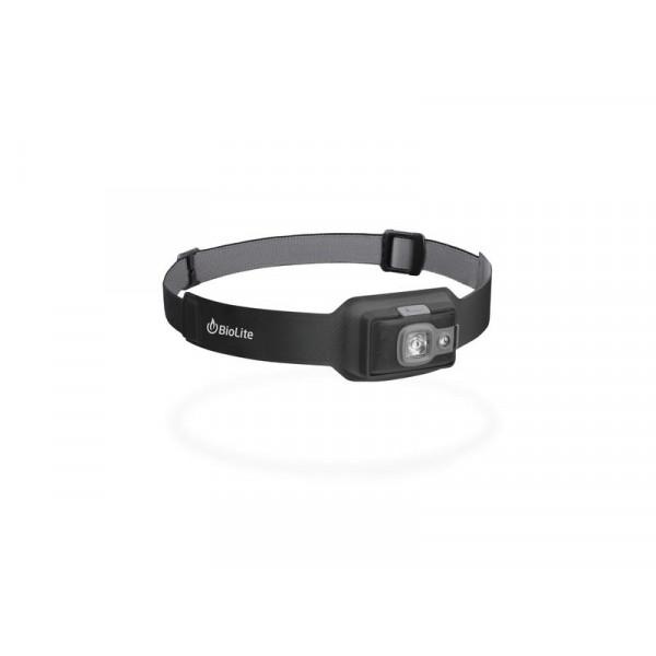 BioLite Stirnlampe 200 Grau