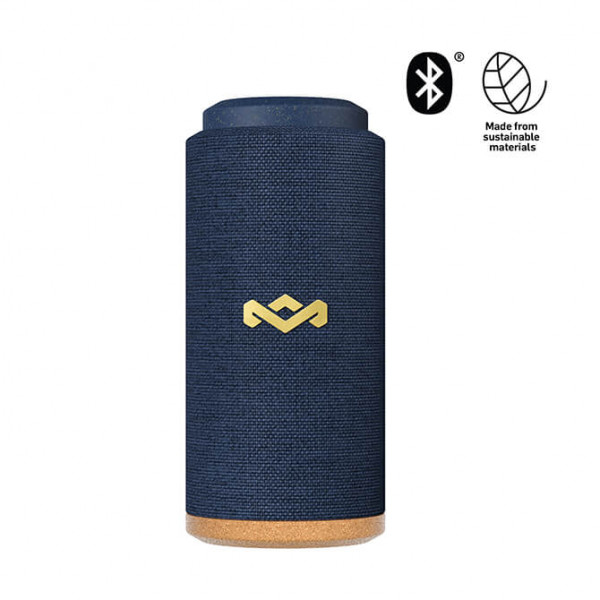 Speaker Marley No Bounds Sport Blau